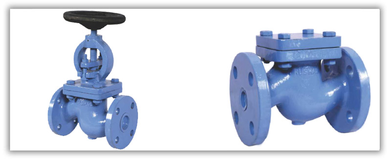 Cast Iron Steam Valves Manufacturer